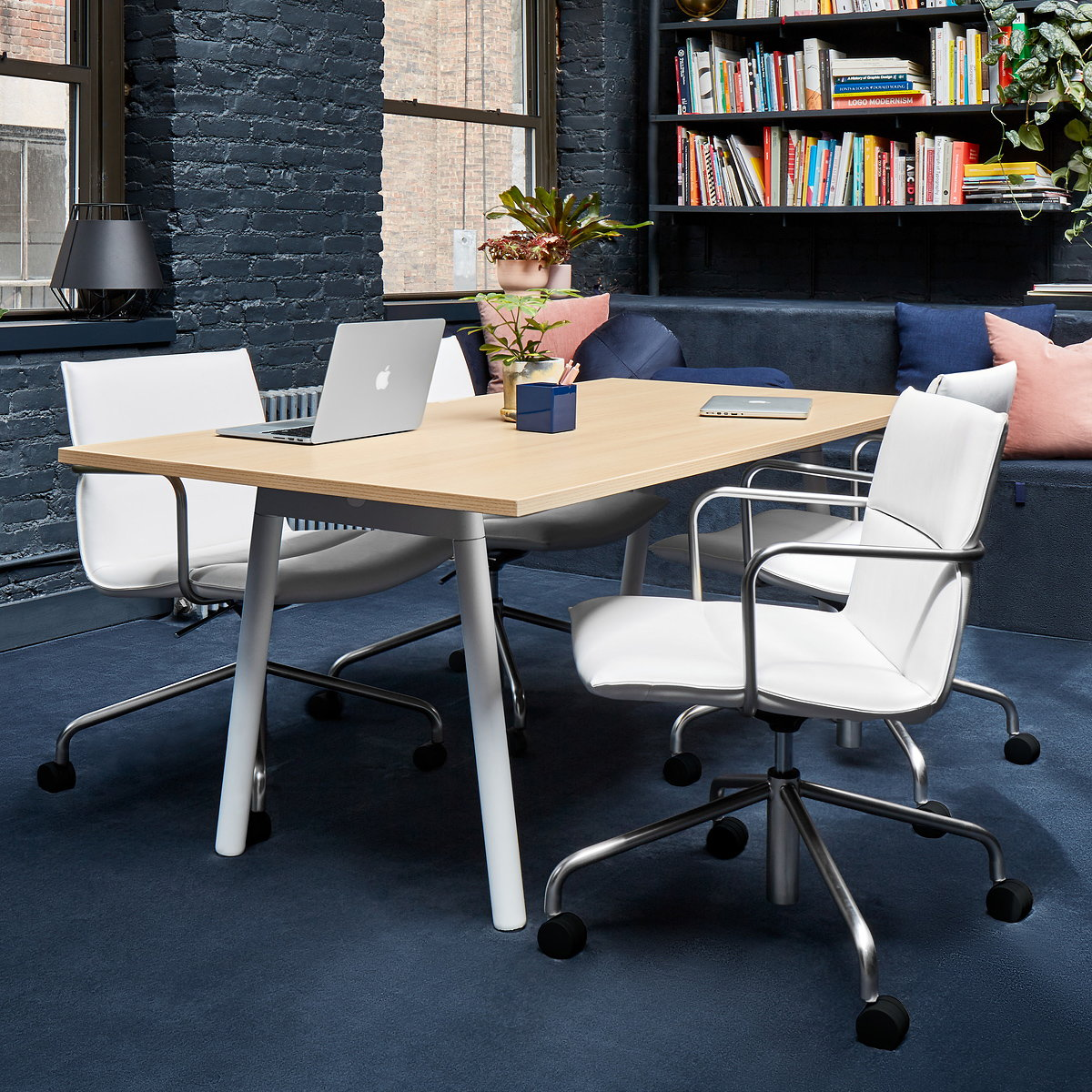 Poppin Launches Meredith Meeting Chair