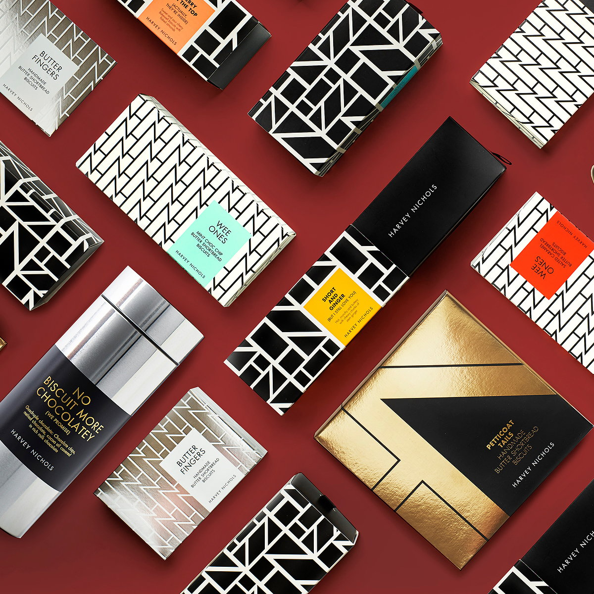 Smith&+Village Unveils Iconic Harvey Nichols Food Collection