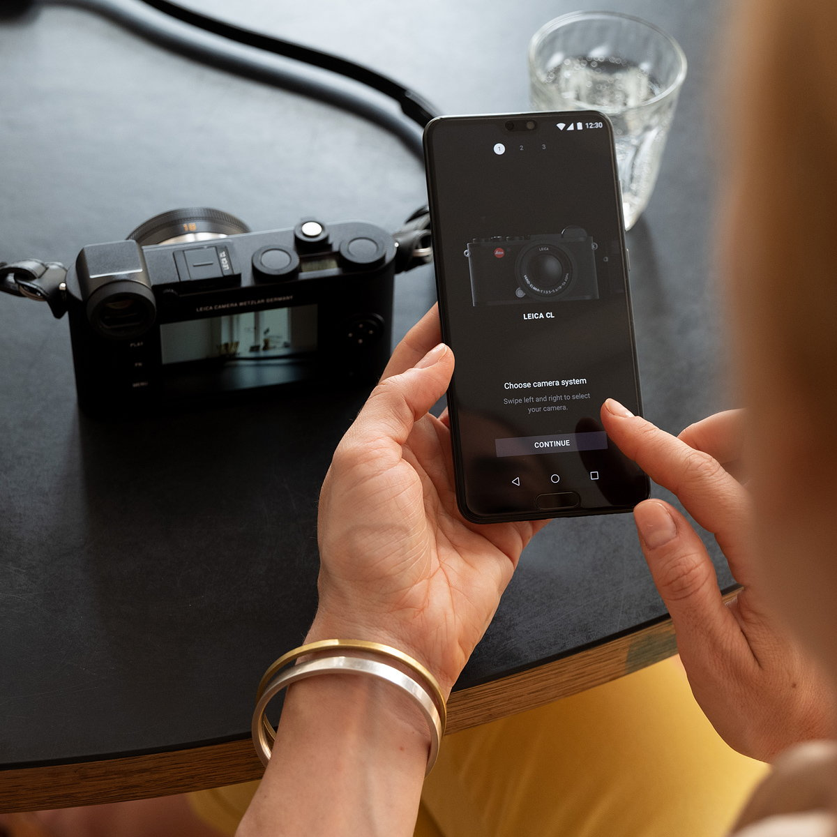 Little Voice Crafts New Mobile Experience for Leica