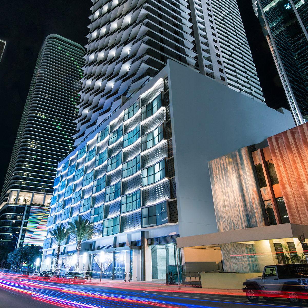 Stantec Completes 50-story Solitair Brickell