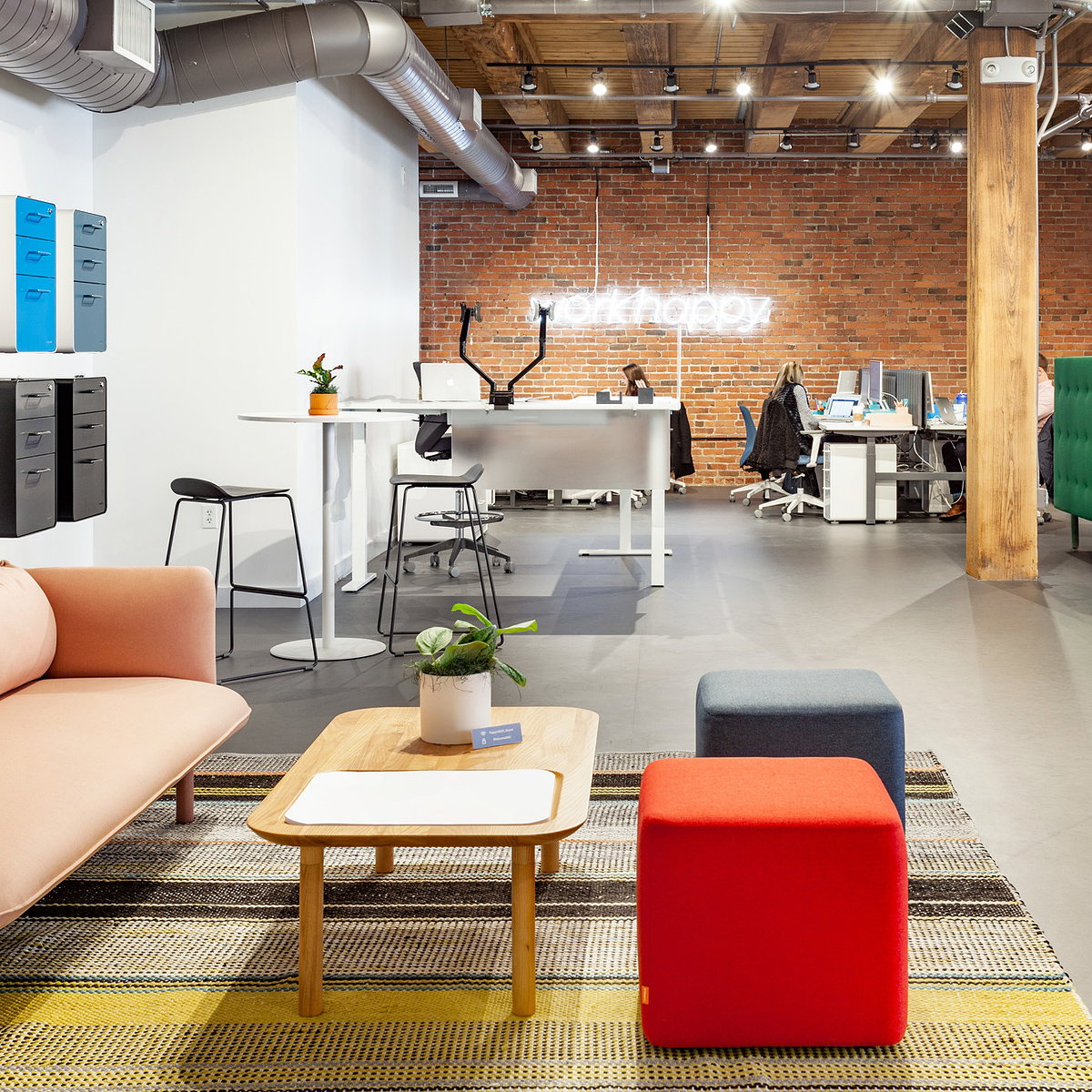 Poppin Opens Boston Showroom