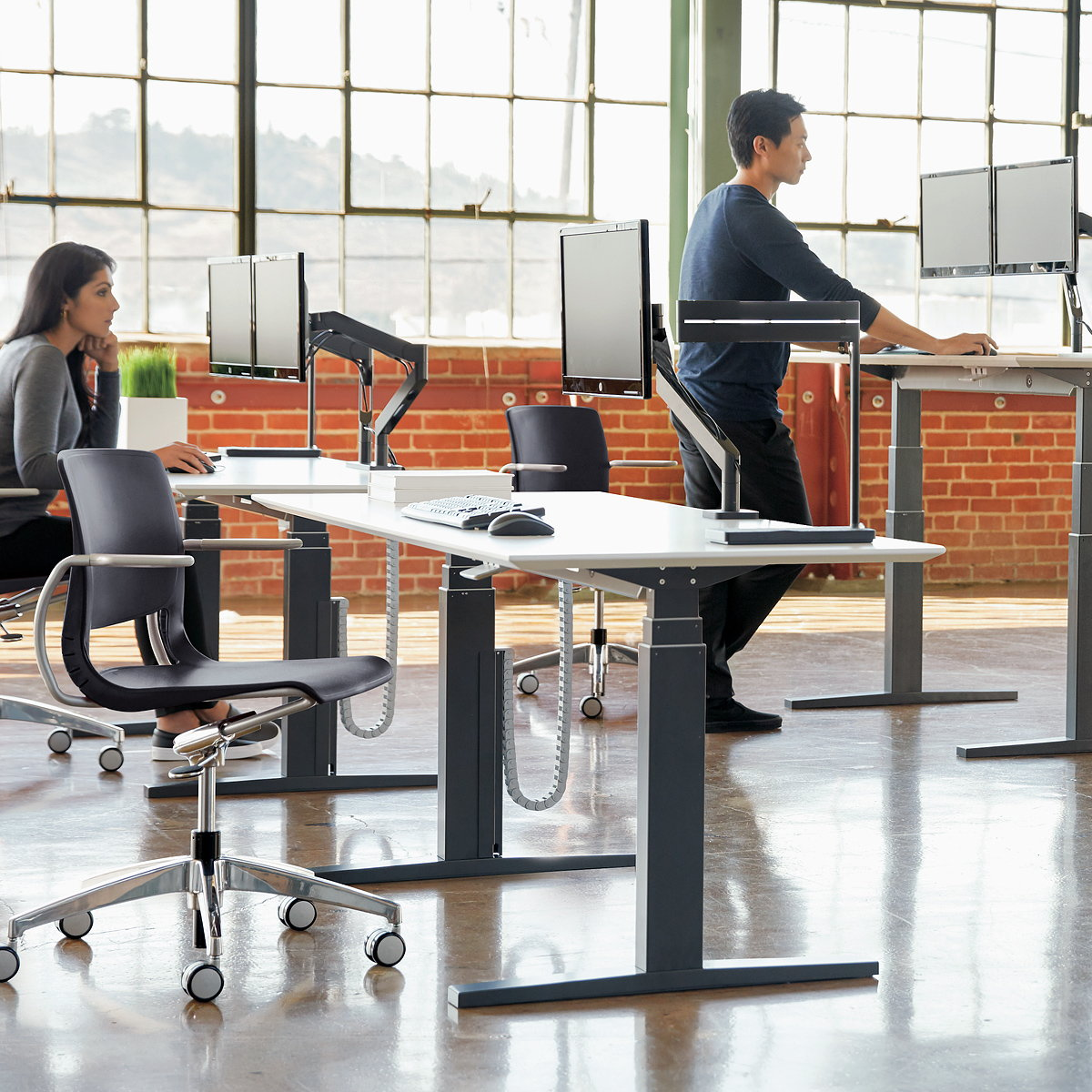 Teknion Launches Innovative Cerebro Technology to Maximize Workstation Comfort