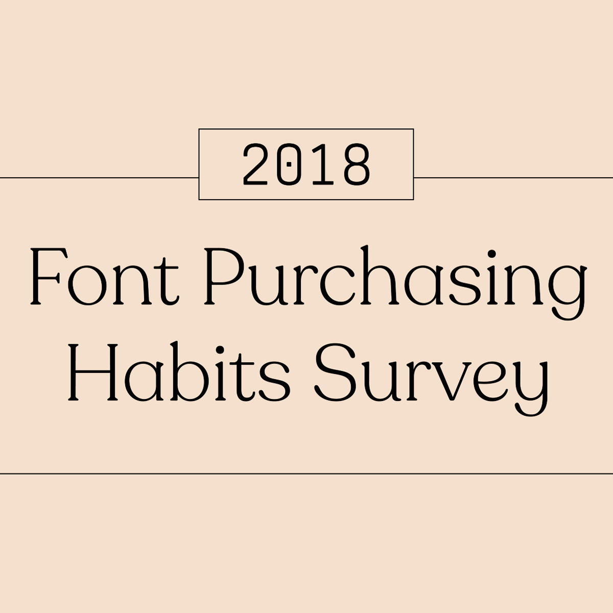 Monotype Releases Results of 2018 Font Purchasing Habits Survey