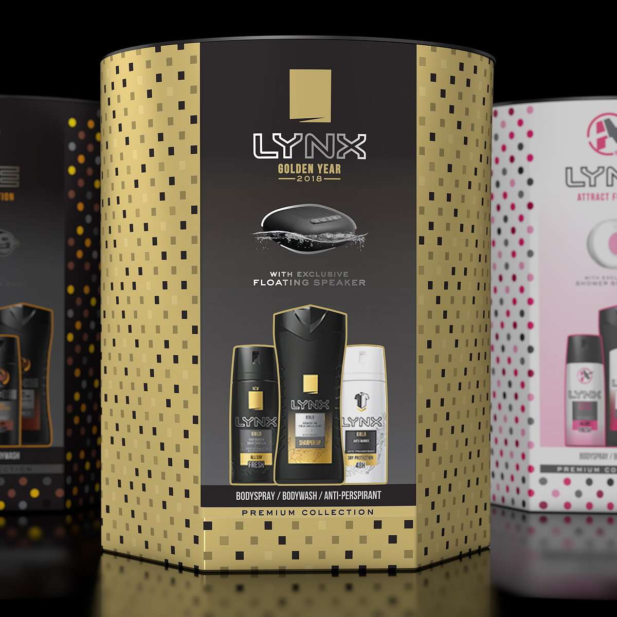PB Creative Designs New Gifting Range for AXE
