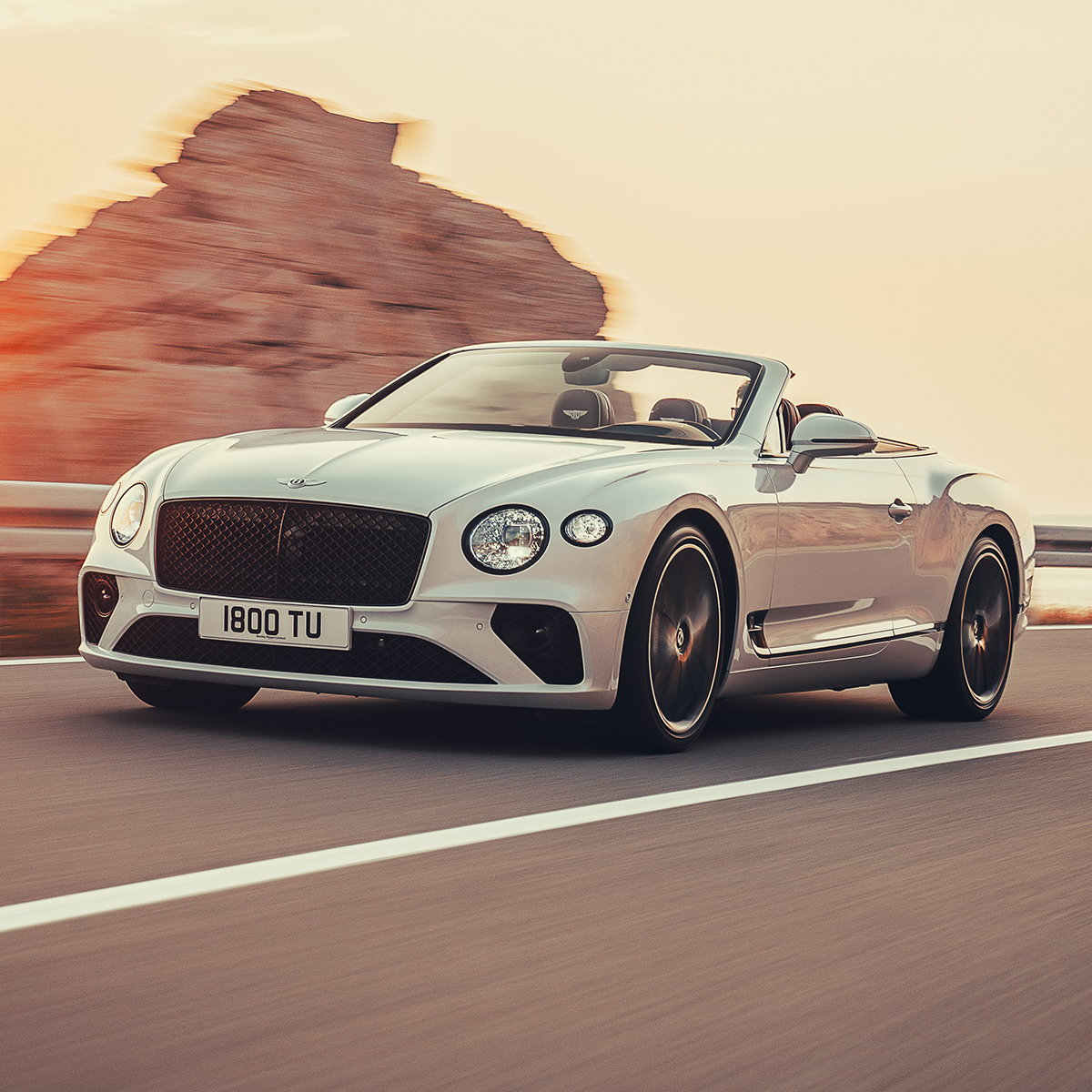 Bentley Unveils New Continental GT Convertible