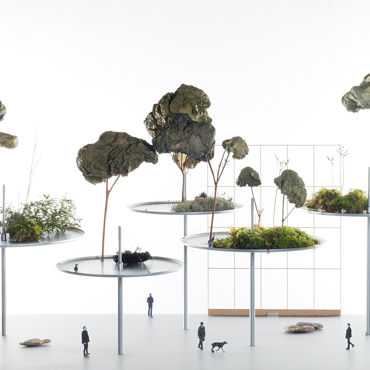 Ronan and Erwan Bouroullec - Urban Daydreaming at HKDI Gallery