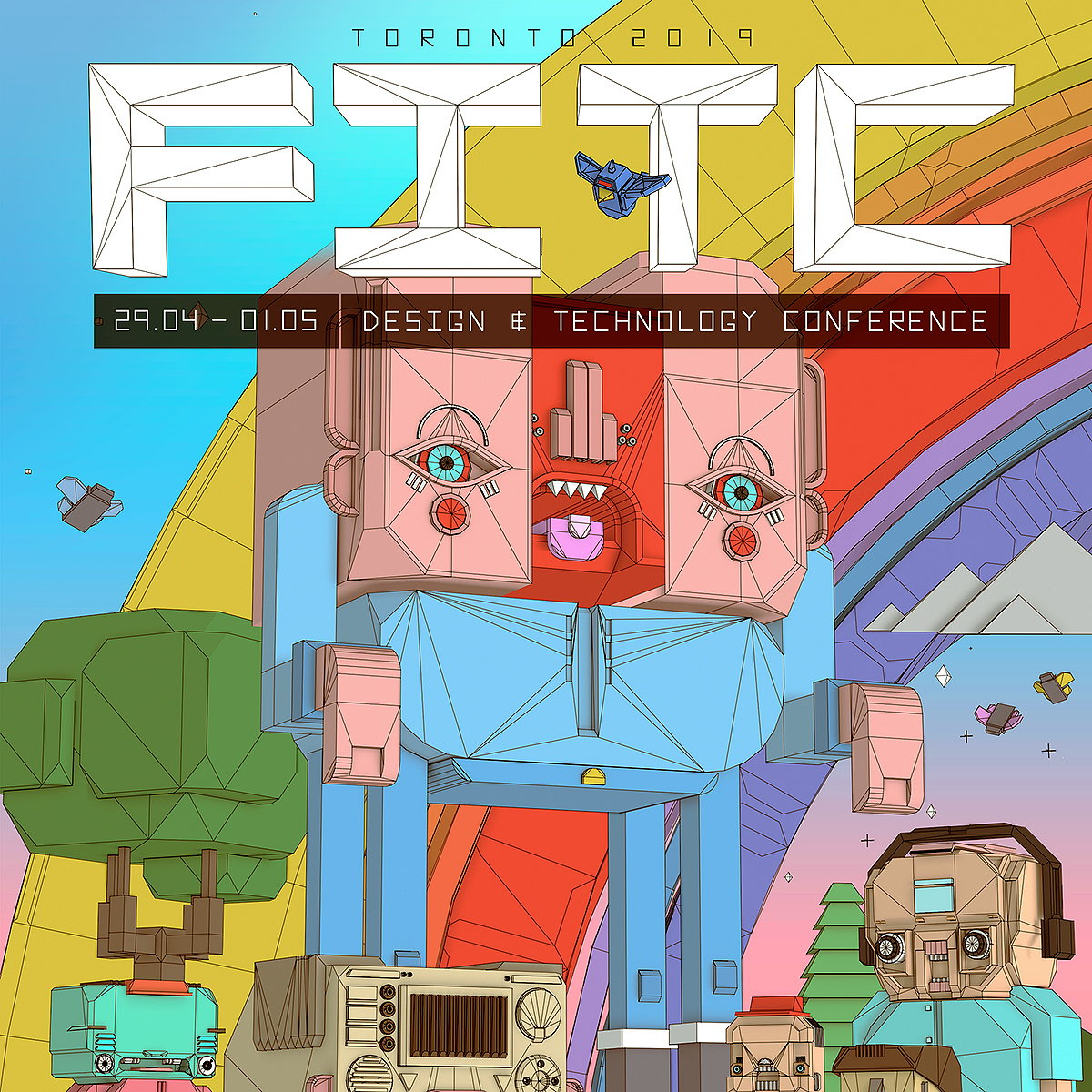 FITC Toronto 2019 - The Technology and Creativity Conference