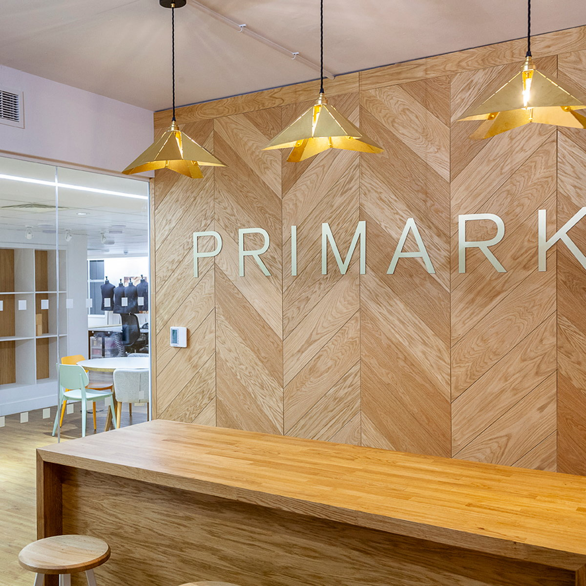 Liqui Design Creates Versatile Office Space for Primark