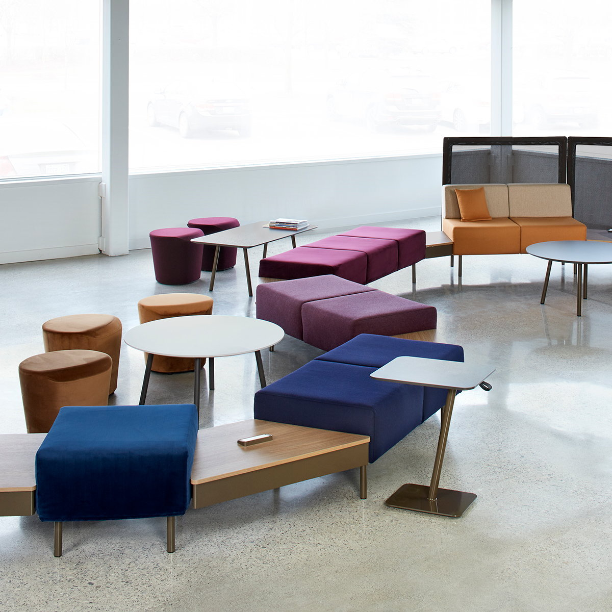 Allseating's Exchange and Zinc Recognized in 2018 GOOD DESIGN Awards