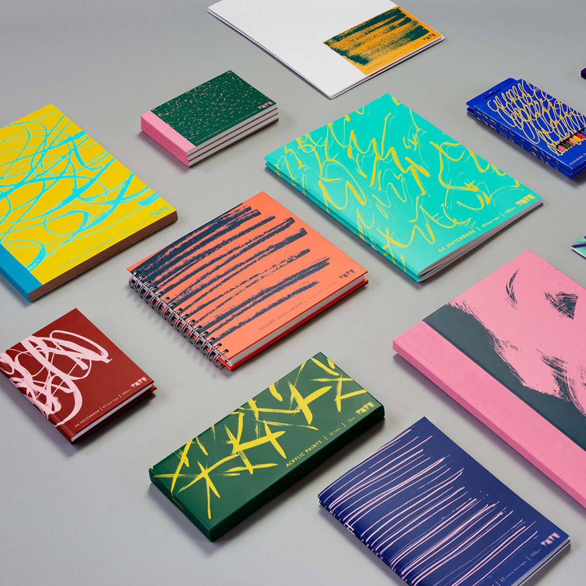 Here Design Creates New Gift Range for the Tate