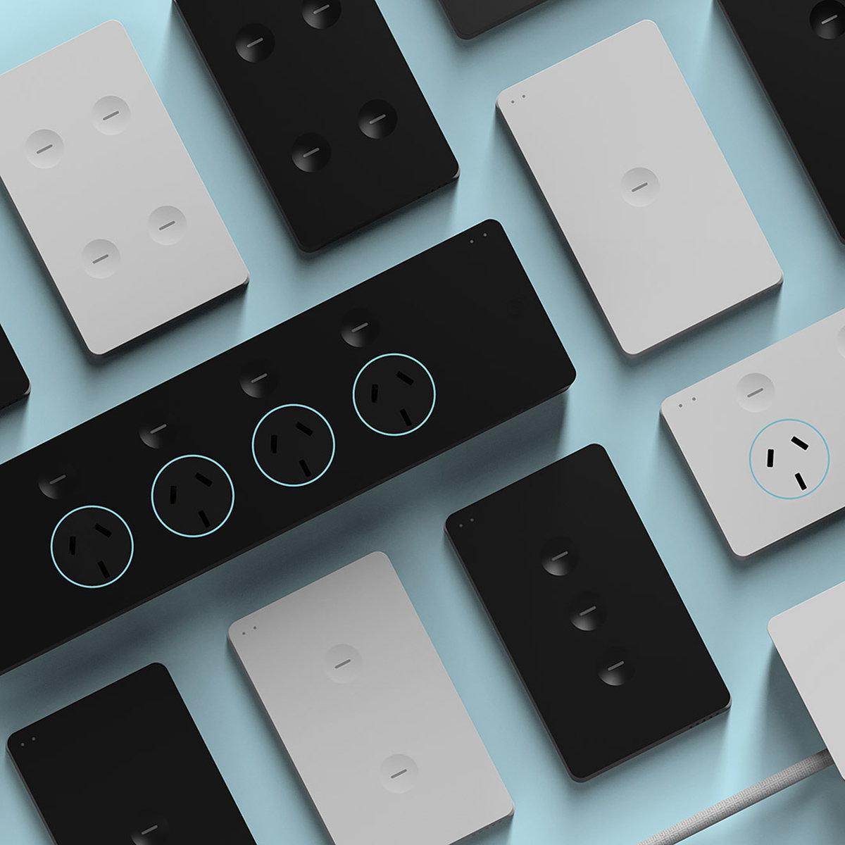iKEON Smart Power Outlets and Light Switches Win 2019 iF Design Awards