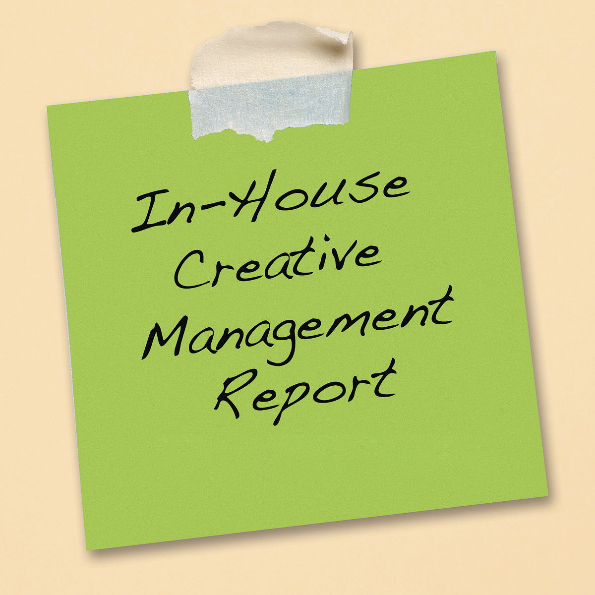 2019 In-House Creative Management Report by InSource and inMotionNow