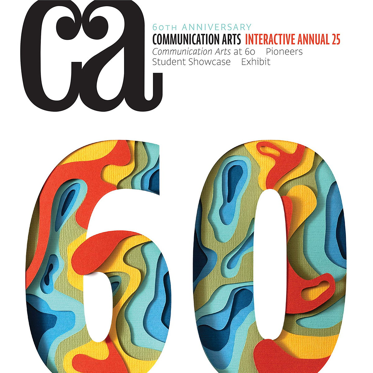 Communication Arts Publishes Interactive Annual 25
