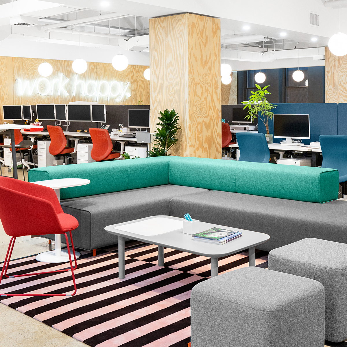Poppin Debuts Redesigned Showroom