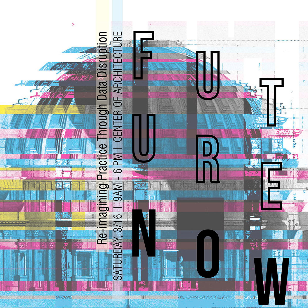 FutureNOW Symposium - Re-imagining Practice Through Data Disruption