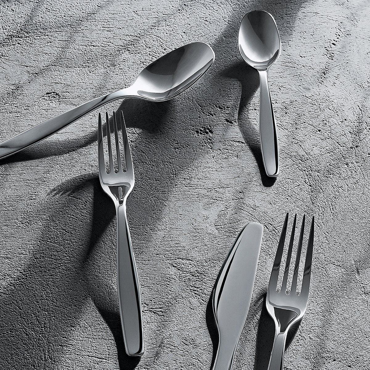 Alessi Introduces New Flatware Line 'Itsumo'