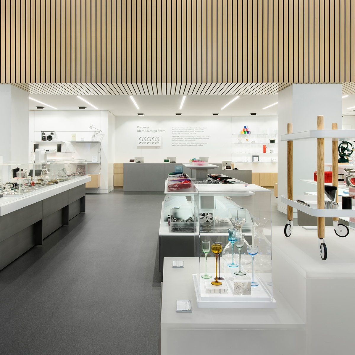 Lumsden Recognised with German Design Award for MoMA Design Store