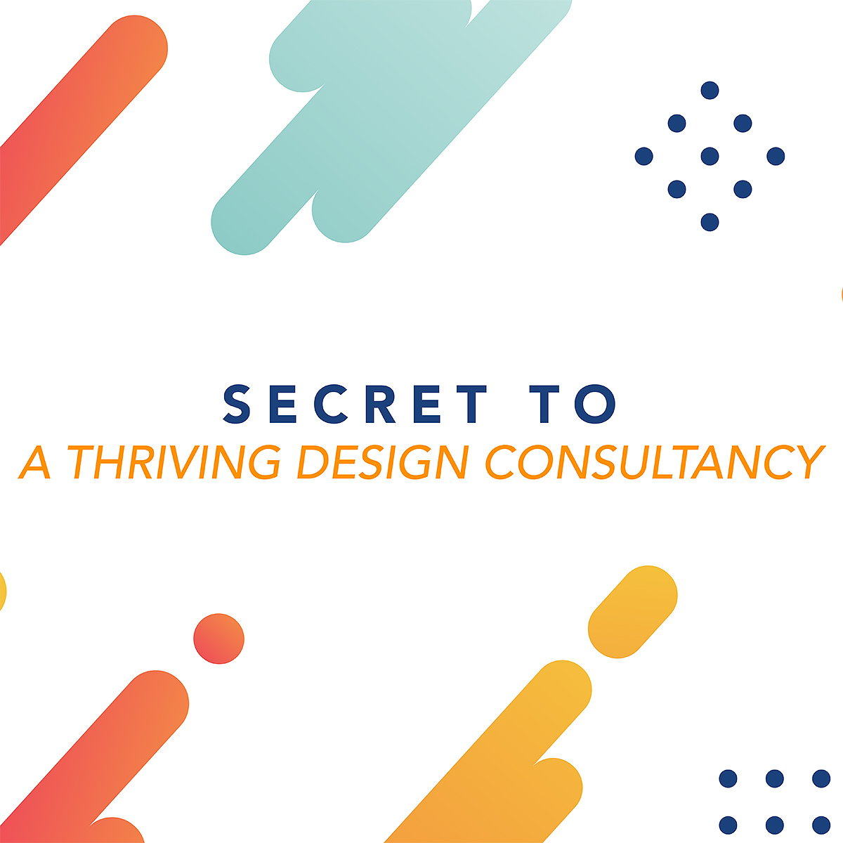 IDSA SF - Secret to a Thriving Design Consultancy