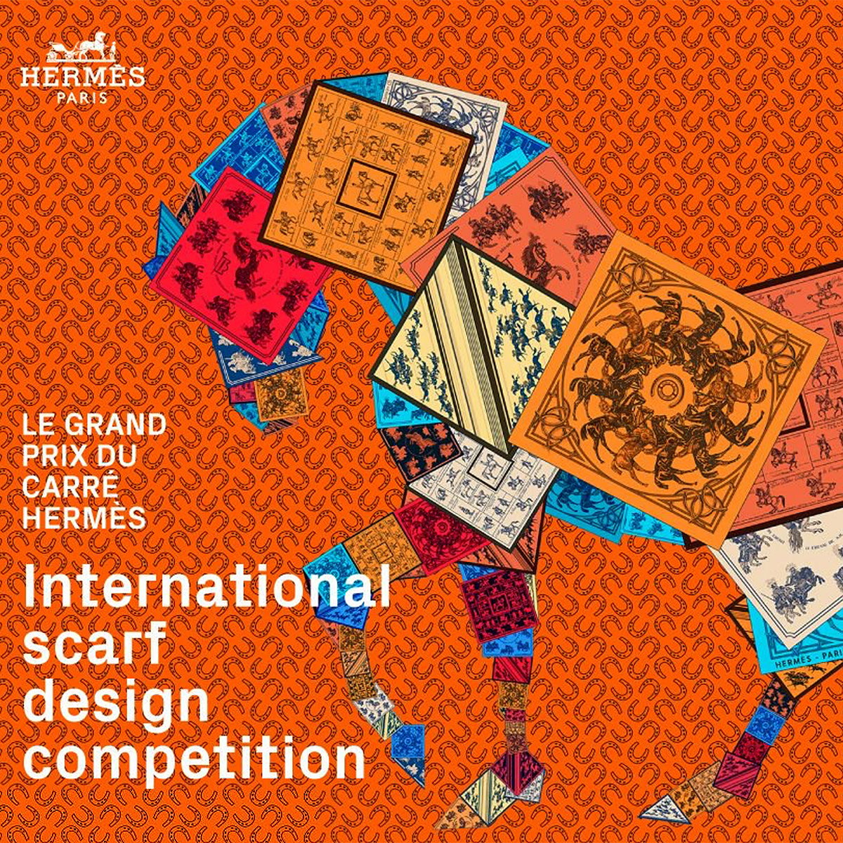Le Grand Prix du Carré Hermès - Scarf Design Competition