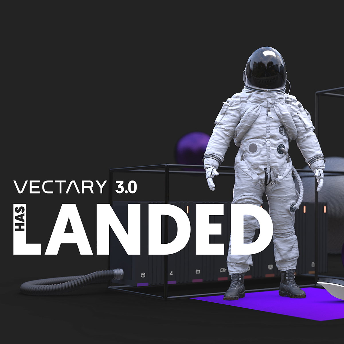 Vectary Releases 3.0