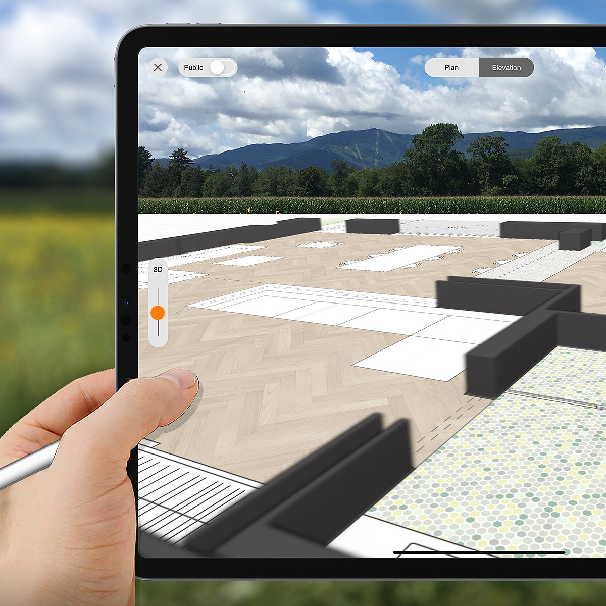 Morpholio Adds AR SketchWalk Feature to Trace