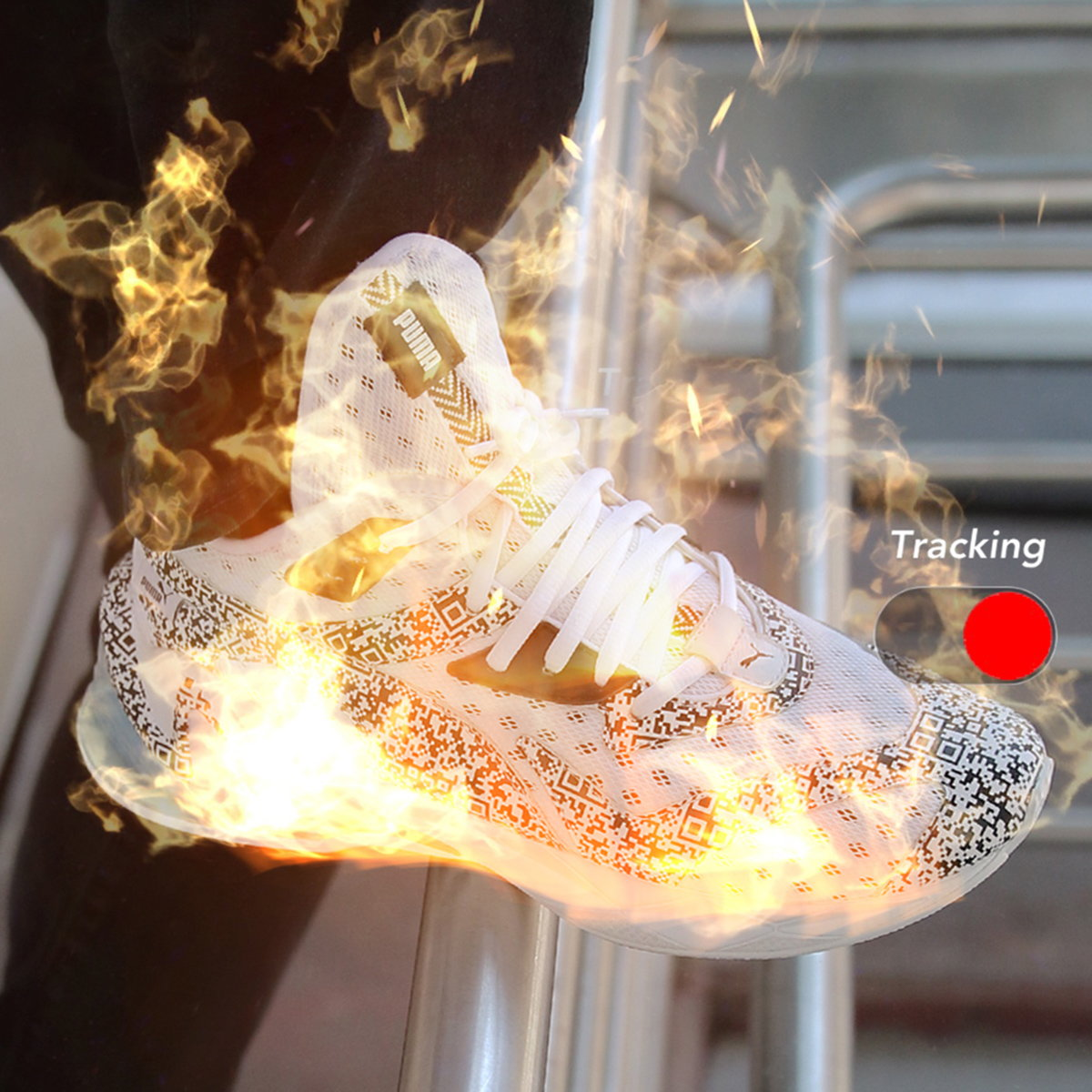 INPHANTRY Creates Immersive AR App for PUMA's LQDCELL Technology