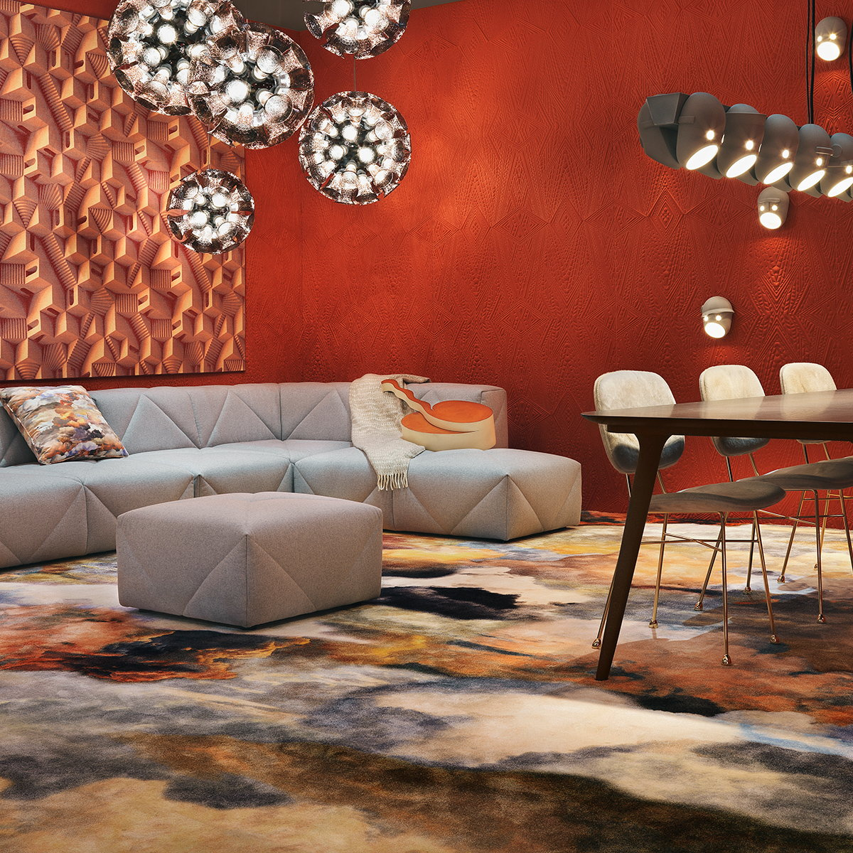 A Life Extraordinary by Moooi