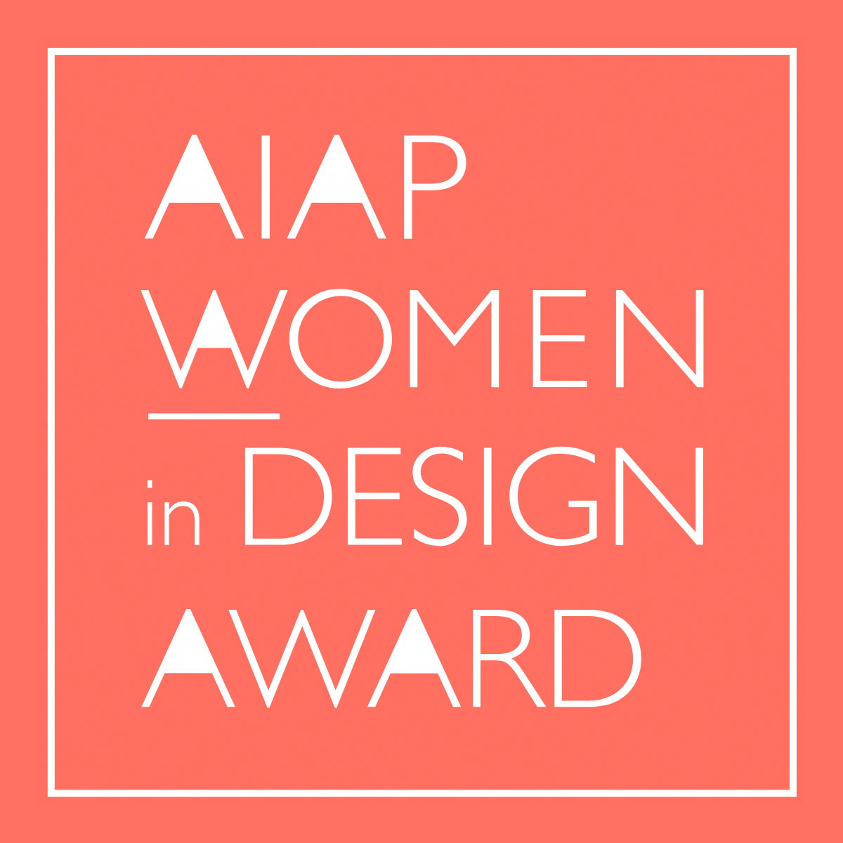 AWDA - Aiap Women in Design Award 2019
