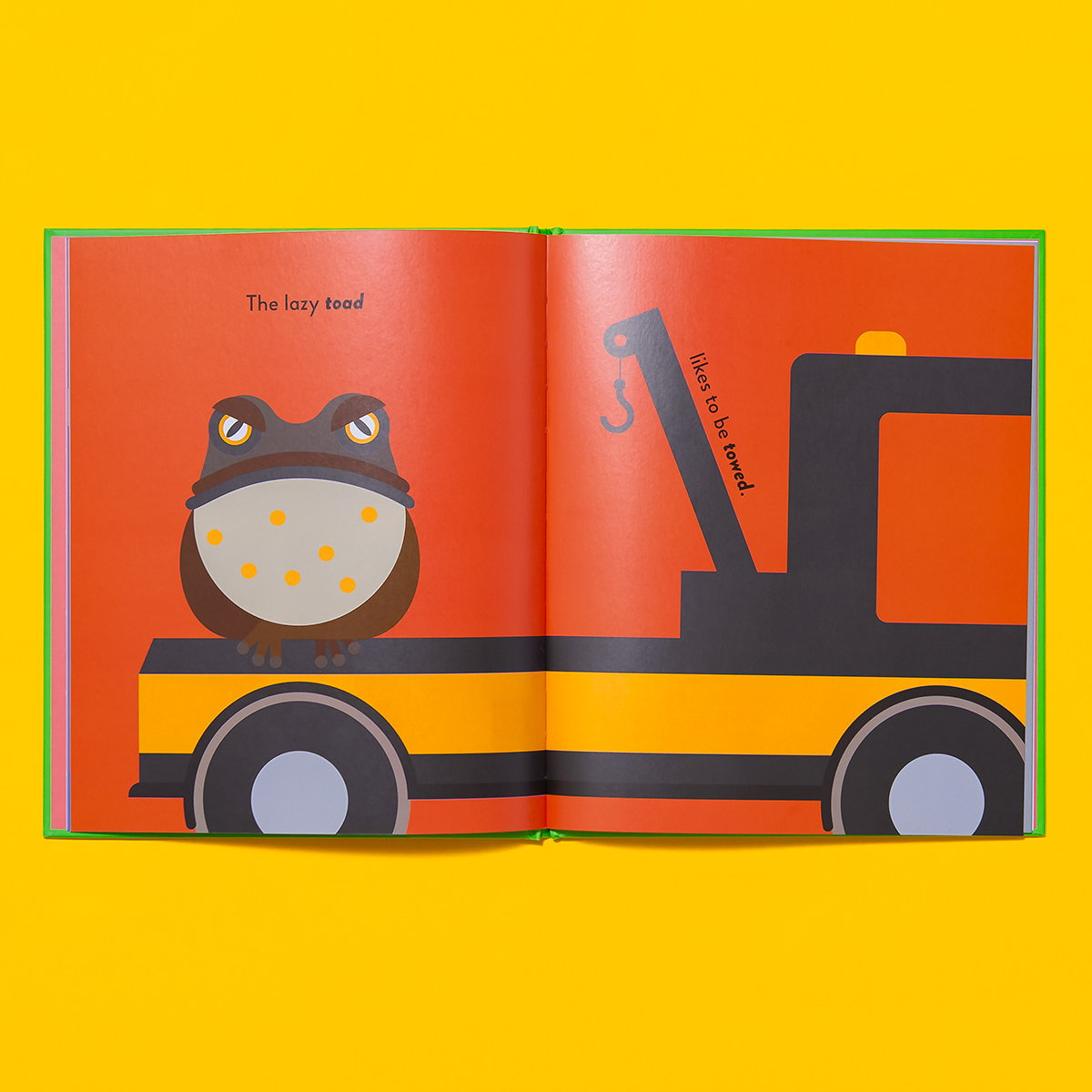 Here Design Creates Two New Children's Books for 'Ladybird by Design' Series