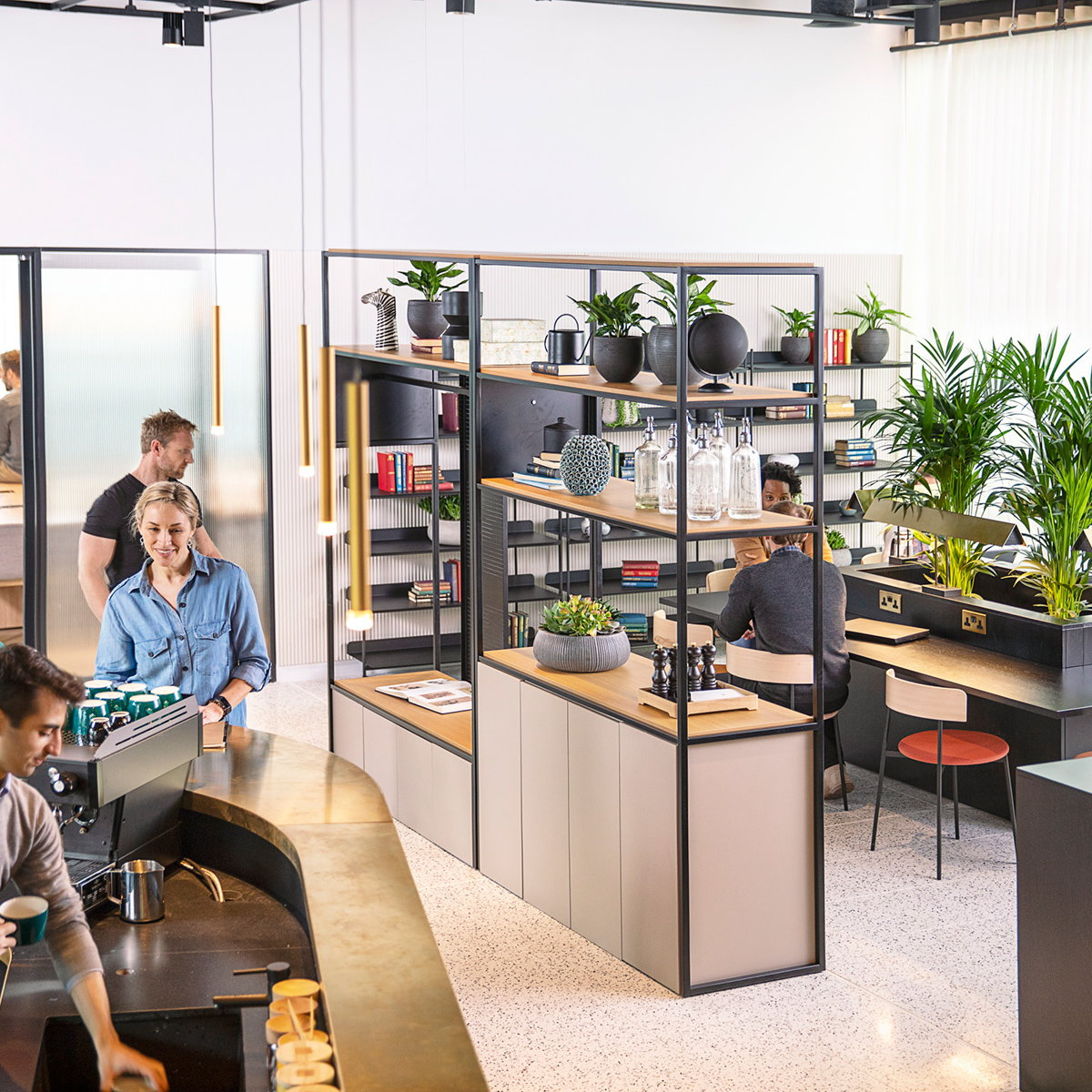 Gensler Designed Storey Club Opens at Paddington Central, London