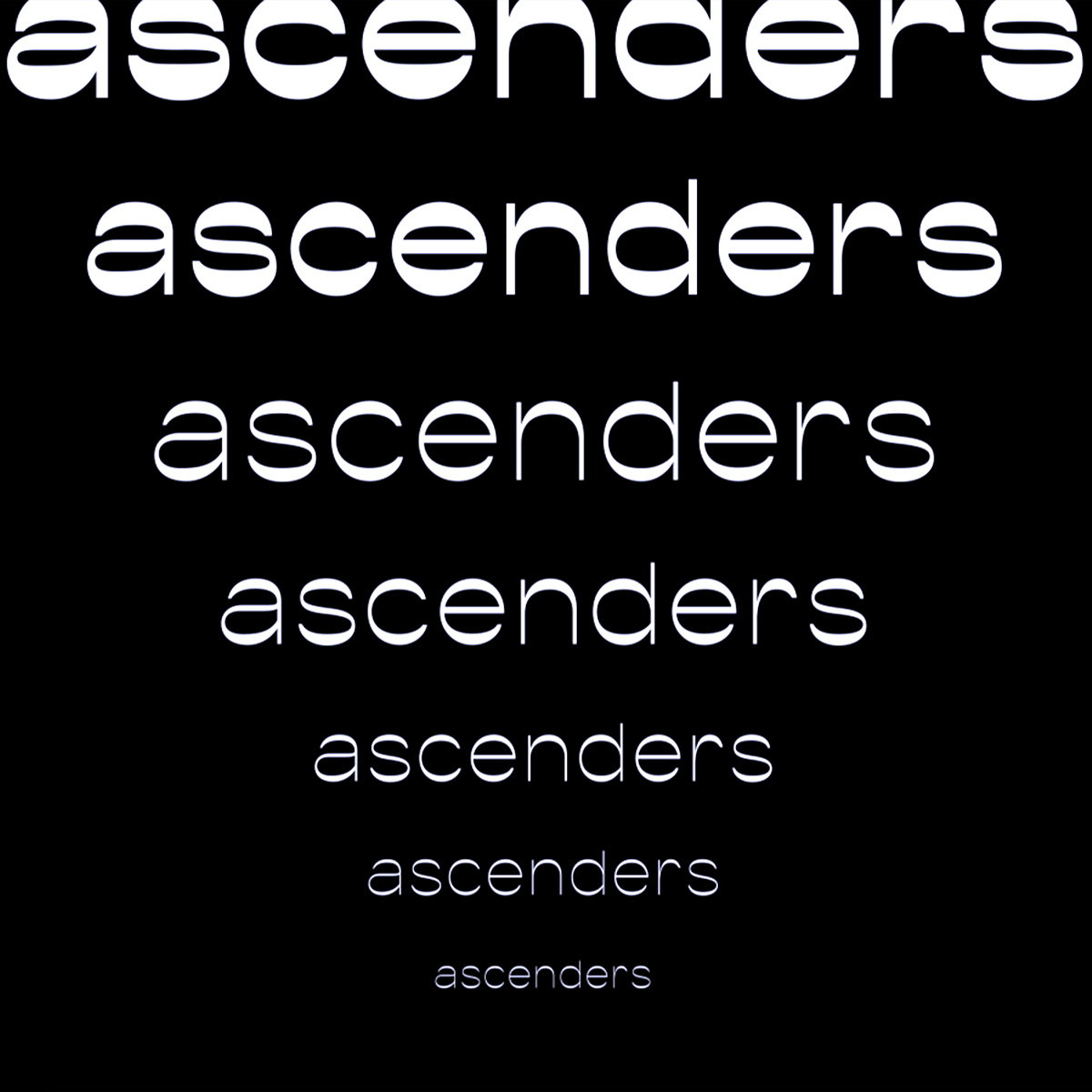 TDC Ascenders 2019 - Call for Entries