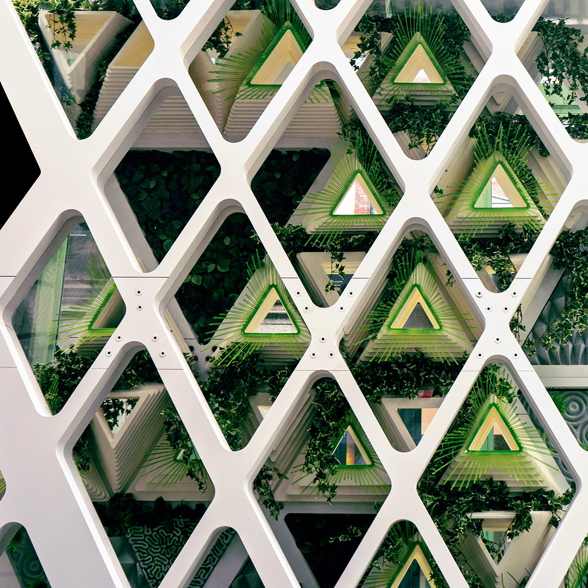 Terreform ONE Debuts 'Monarch Sanctuary' at Cooper Hewitt Nature Exhibition