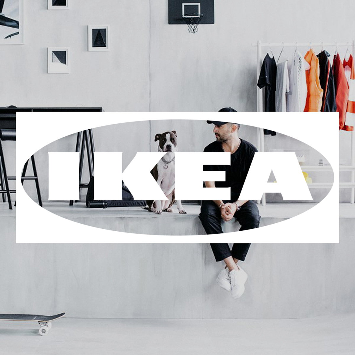 72andSunny Amsterdam Creates New Additional Dynamic Logo for IKEA