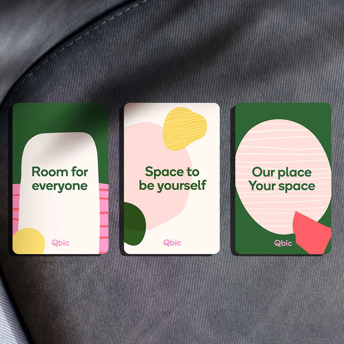 Ragged Edge Rebrands Qbic - A Hotel Where Weird Is Welcome