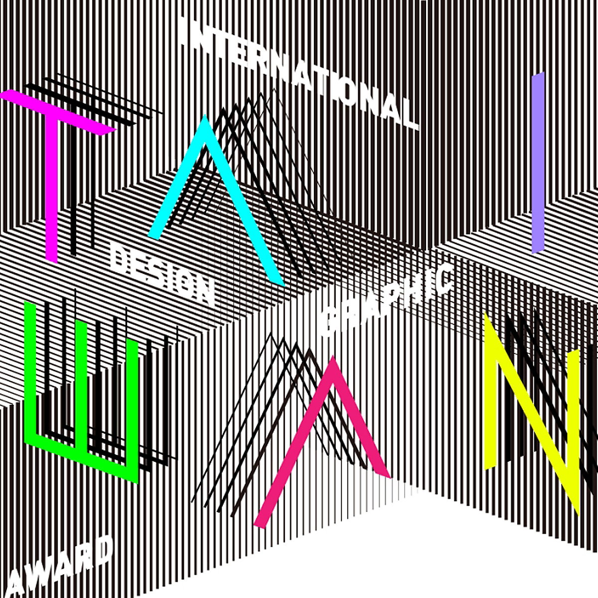 Taiwan International Graphic Design Award 2019