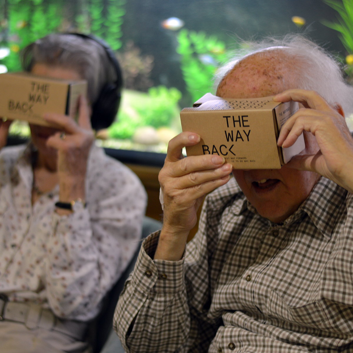 VR for Dementia Sufferers Wins New 'Side Hustle' Category at 2019 D&AD Awards