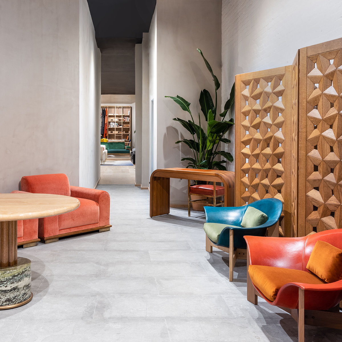 Orior Opens Standalone Showroom in TriBeCa
