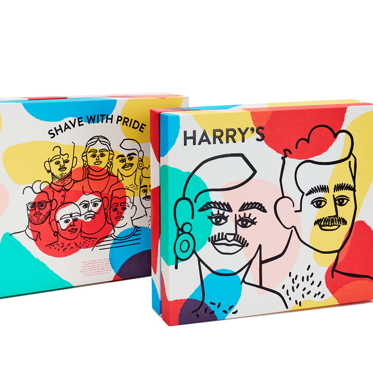 Harry's Launches Shave With Pride Set