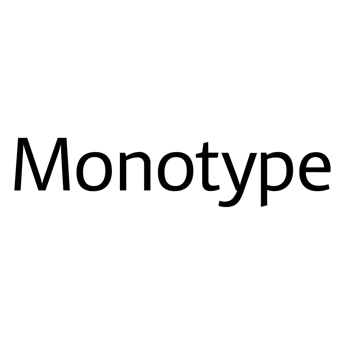 Monotype to Make Thousands of Fonts Available on iPhone and iPad