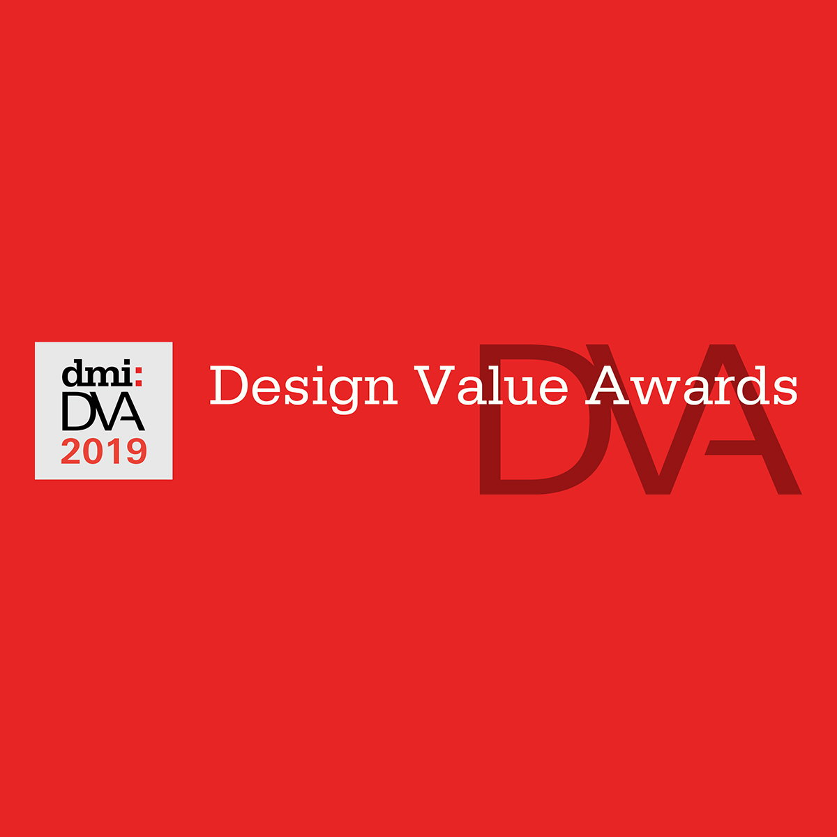 dmi:Design Value Award 2019