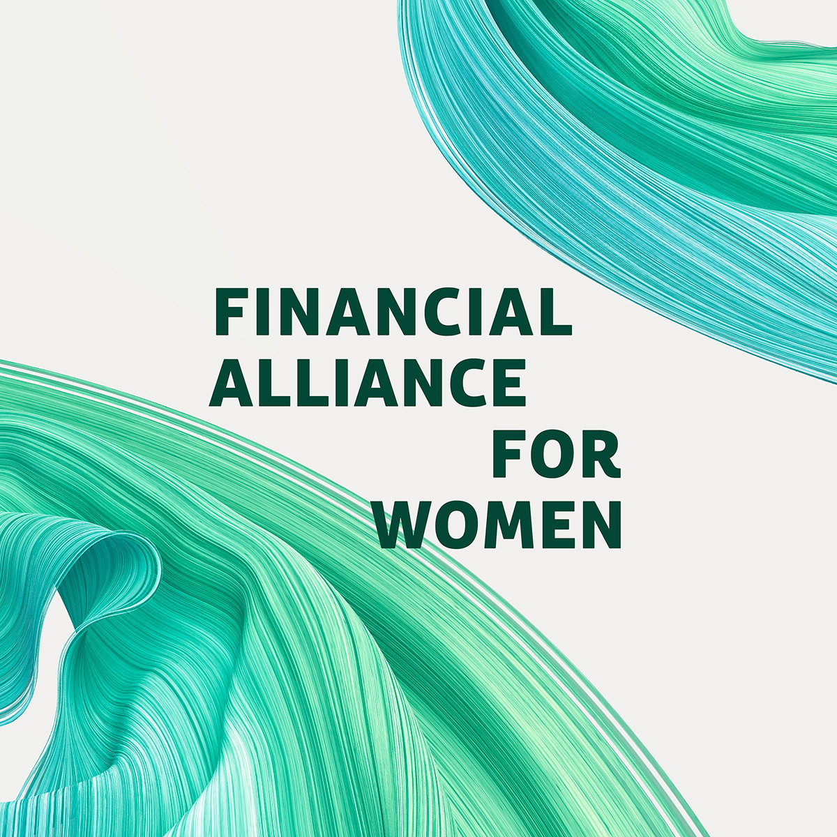 Design Bridge New York Transforms Identity of Financial Alliance for Women