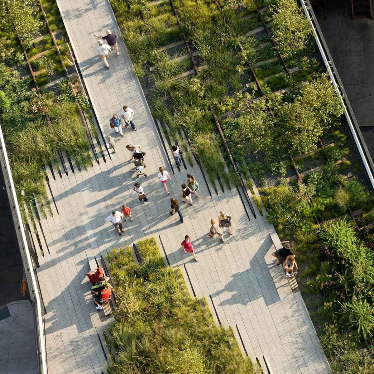 Knight Foundation Announces Inaugural Knight Public Spaces Fellowship Winners