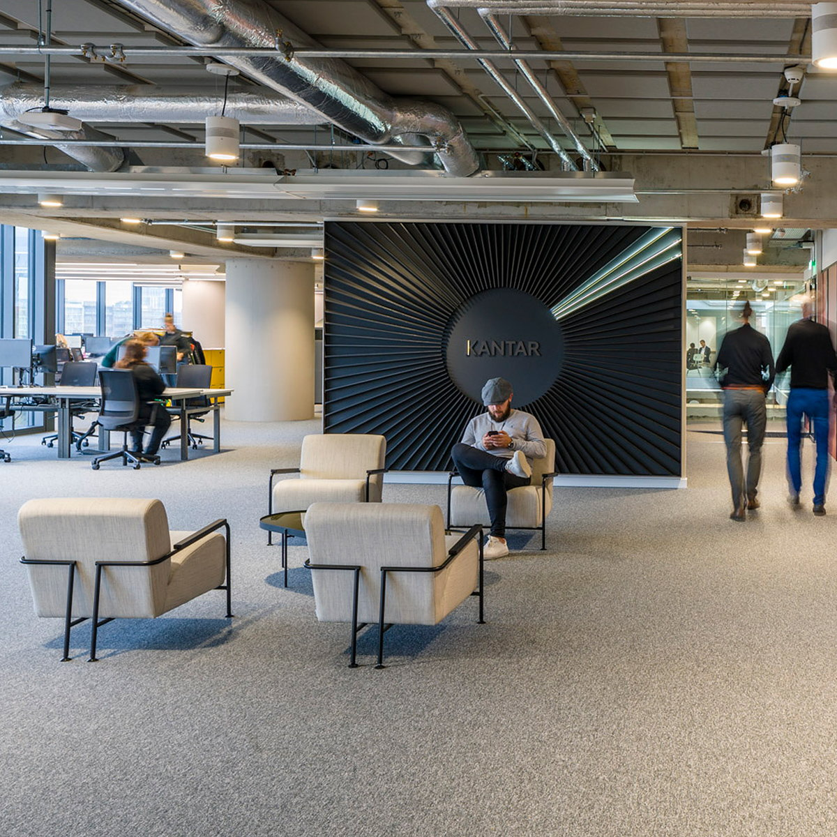 BDG Completes New Amsterdam Campus for WPP