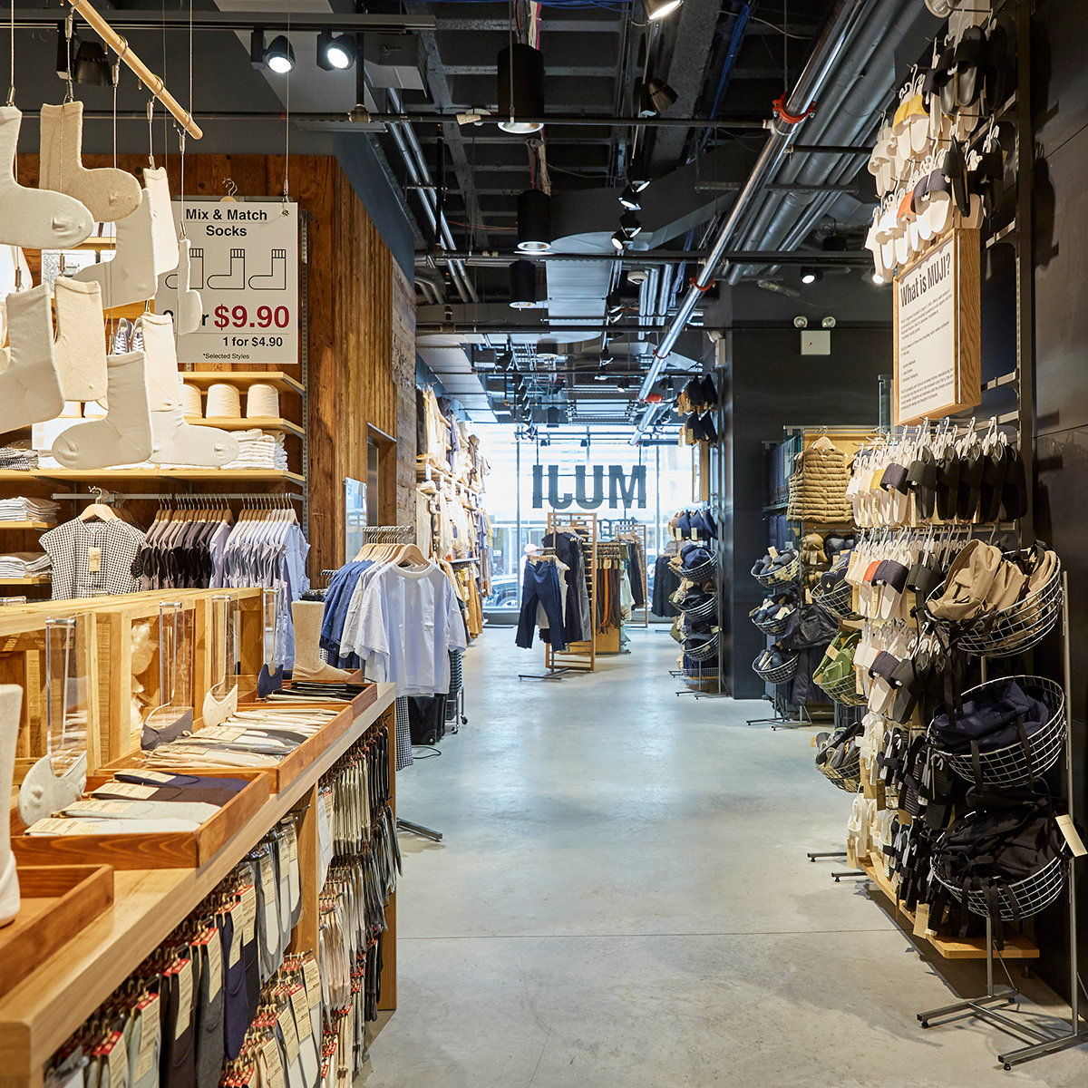 MUJI's Newest Store in New York on 59th Street Opens July 4th