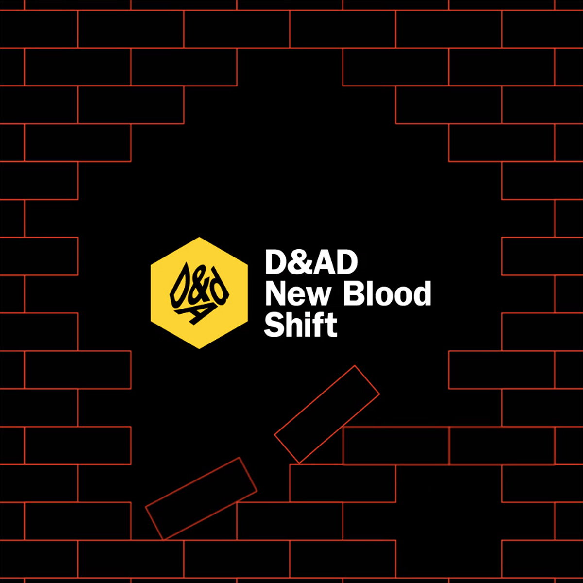 D&AD New Blood Shift London 2019 Open for Applications