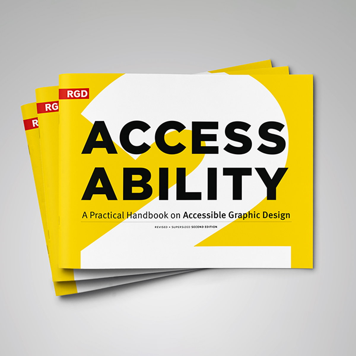 RGD Releases Updated AccessAbility Handbook for Graphic Designers