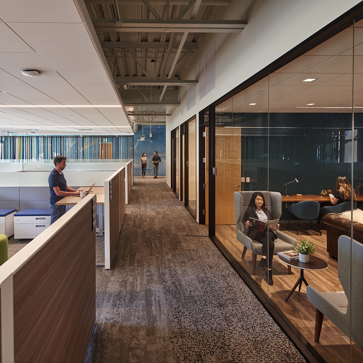 VMWare Promontory Headquarters by Valerio Dewalt Train