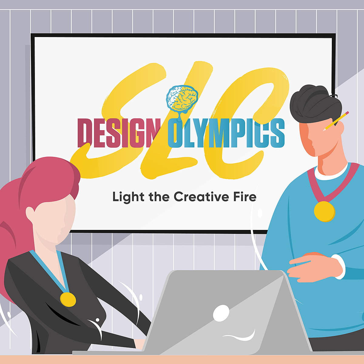 SLC Graphic Design Olympics