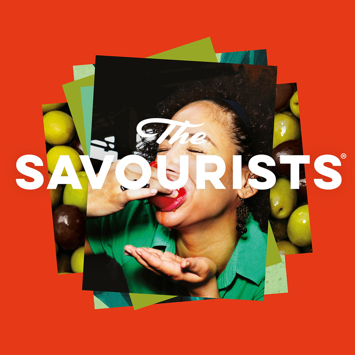 B&B Designs New Identity for Savoury Snack Bar, The Savourists