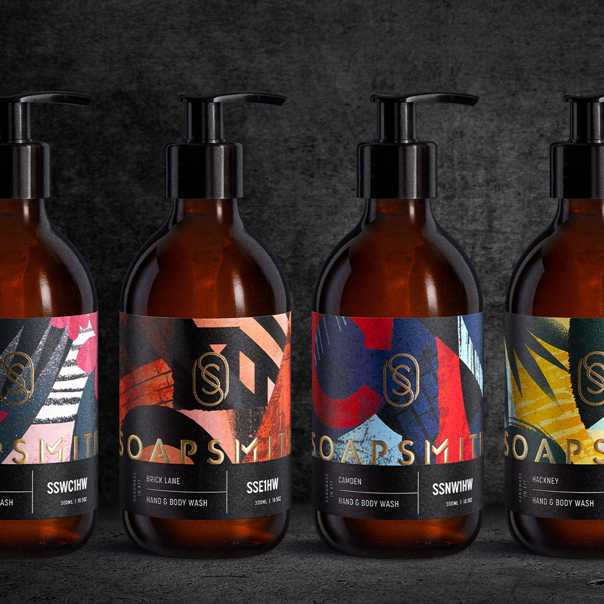 Bulletproof Crafts Luxurious Branding and Packaging for Soapsmith